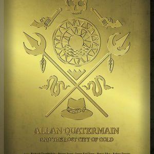 Allan Quatermain Alternative Poster