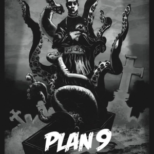 Plan 9 From Outer Space Alternative Poster
