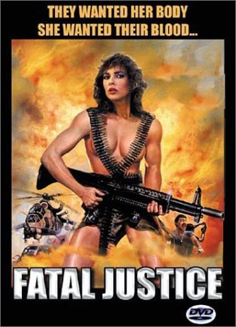 Fatal Justice DVD Cover