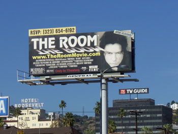 the Room Billboard