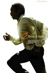 Honest Poster 12 Years A Slave