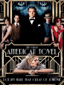 Honest Poster The Great Gatsby