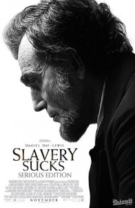 Honest Poster Lincoln
